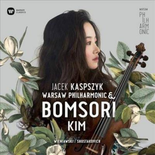 Bomsori Kim - Wieniawski & Shostakovich:Violin Conc (CD)
