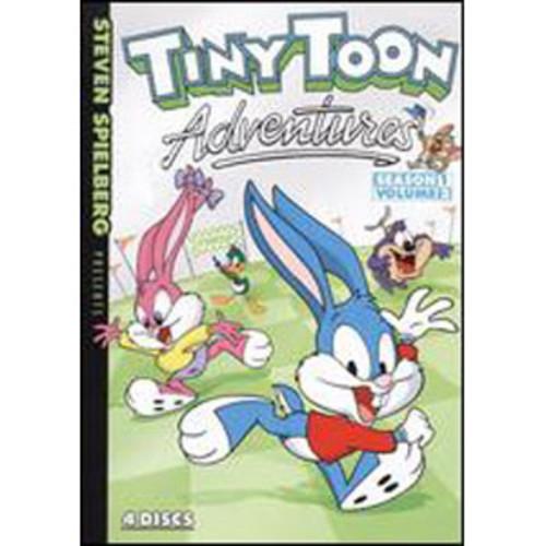 Tiny Toon Adventures: Season 1, Vol. 2 [4 Discs]