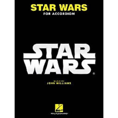 Star Wars for Accordion ( Star Wars) (Paperback)