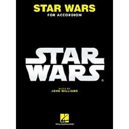 Star Wars for Accordion ( Star Wars) (Paperback)
