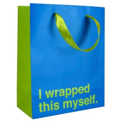 I Wrapped This Myself Gift Bag
