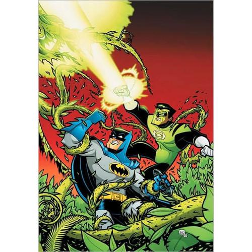 Batman: Brave and the Bold - Emerald Knight