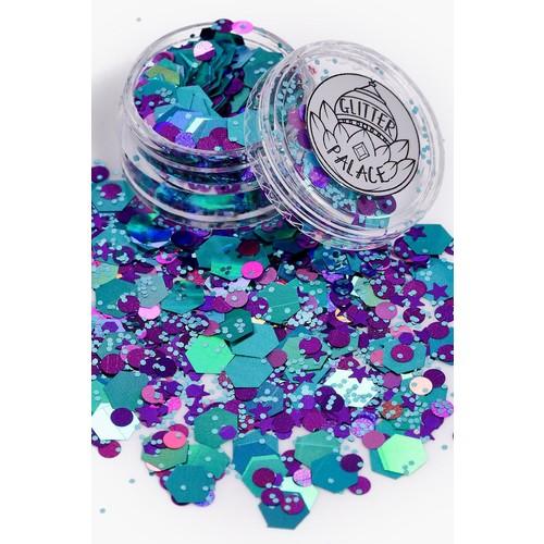Billie Glitter Pot