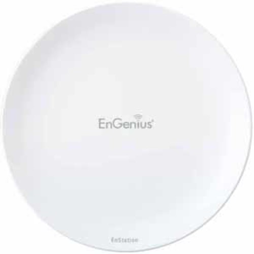 Engenius EnStation5 Outdoor Long-Range Ethernet Bridge; N300 5 GHz
