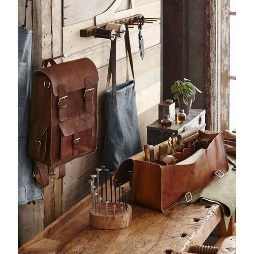 Barrett Leather Backpack - Backpack [Option one : Backpack]