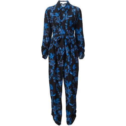 STELLA MCCARTNEY Floral Pattern Jumpsuit