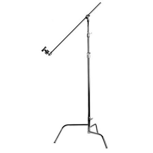 Matthews 756140 40in Hollywood C+ Stand Chrome 756140