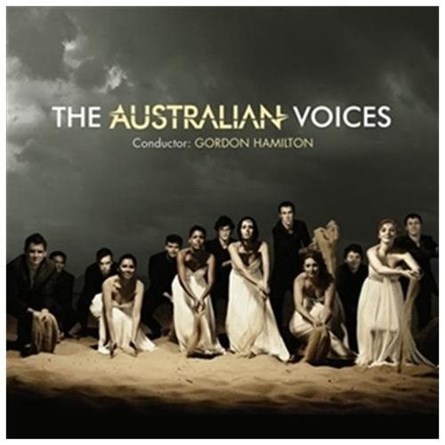 Australian Voices CD (2013)