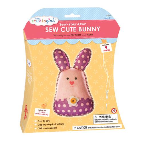 My Studio Girl Sew-Your-Own Sew Cute - Bunny