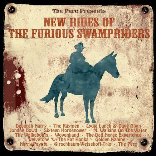 Rides of the Furious Swampriders [LP] - VINYL