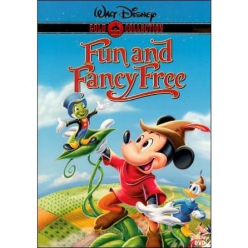 Buena Vista Home Entertainment Fun and Fancy Free