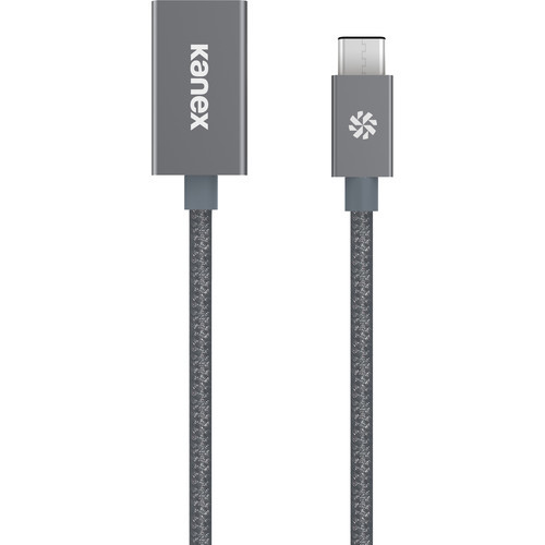 USB 3.0 Type-C Male to Type-A Female Adapter (8