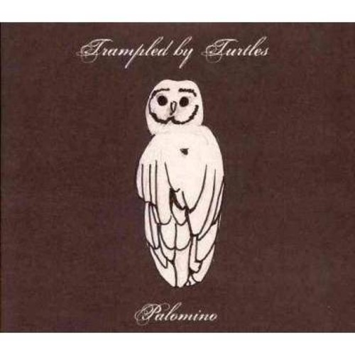 Trampled by turtles - Palomino (CD)
