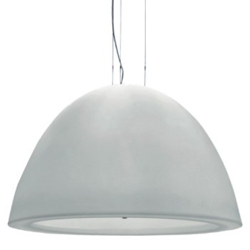 Willy 100 Pendant [Light Option : Incandescent; Finish : Metallic Gray]