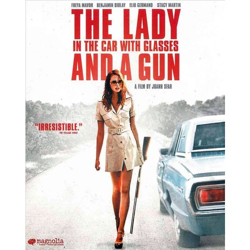 The Lady In The Car With Glasses And A Gun (Blu-ray Disc)