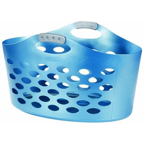 Rubbermaid Flex 'N Carry Laundry Basket - FG260100ROYBL