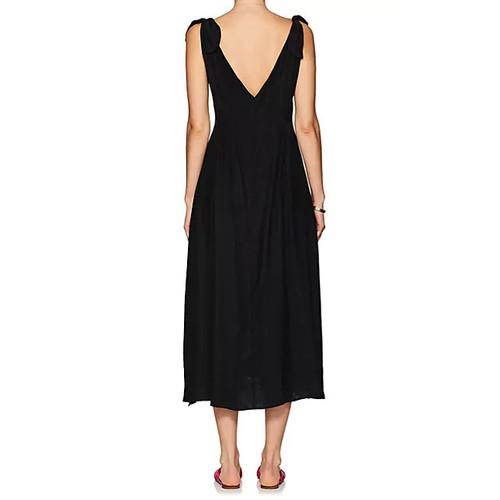 Natalie Martin Sarah Silk Satin Dress