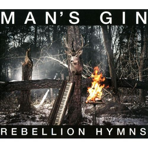 Rebellion Hymns [CD]