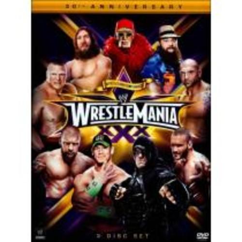 WWE: Wrestlemania XXX [DVD] [2014]