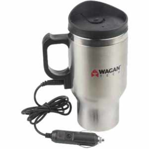 Wagan 12V Deluxe Heated Mug