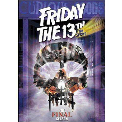 Friday the 13th: The Series - The Final Season [5 Discs] [DVD]