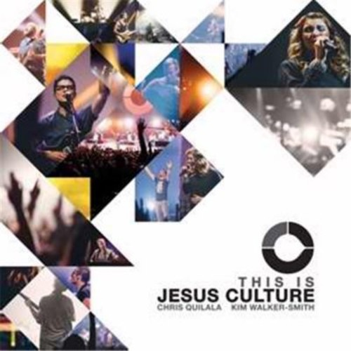 Jesus Culture Music Audio CD-This Is Jesus Culture-Live In The United States(ANCRD72610)