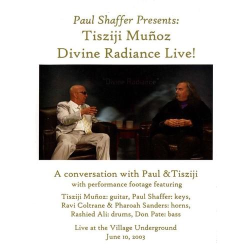 Paul Shaffer Presents: Tisziji Divine Radiance [DVD]