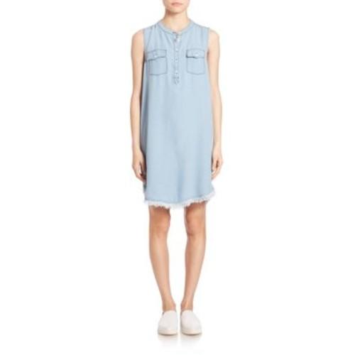 Splendid - Sleeveless Crosshatch Dress