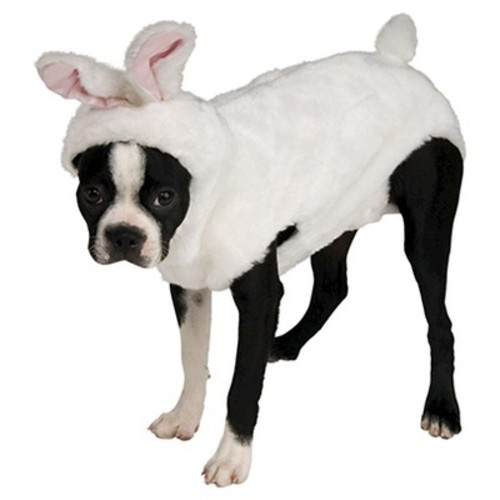 Bunny Pet Costume: Large