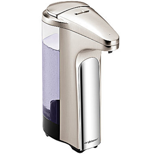 simplehuman Sensor Pump Soap Dispenser