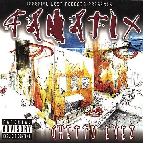 Ghetto Eyez [CD]
