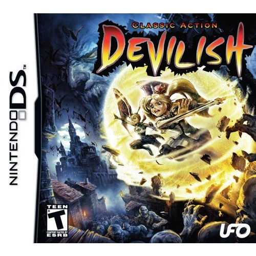Devilish - Nintendo DS