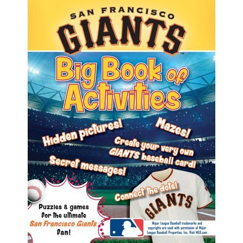 San Francisco Giants: The Big Book of Activities