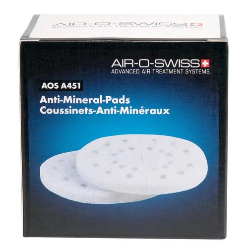 Boneco Air-O-Swiss A451 6-pack Anti-Mineral Pads