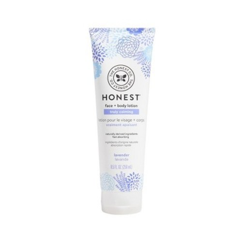 Honest Company Face & Body Lotion Lavender 8.5oz