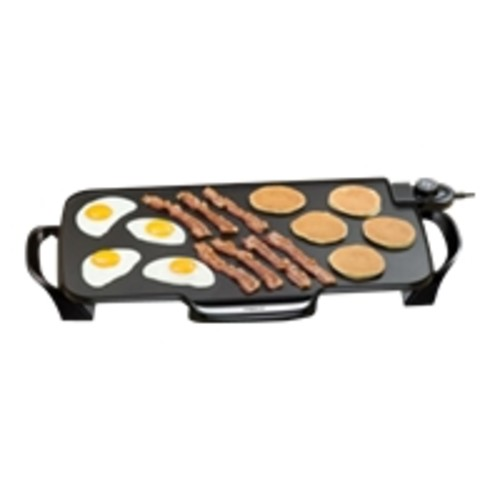 Presto 07061 Electric Griddle 22 Inch With Removable Handles