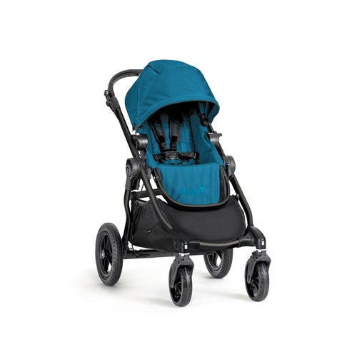 Baby Jogger City Select Single Stroller in Teal