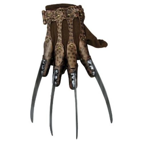 Adult Deluxe Nightmare on Elm Street Freddy Costume Glove
