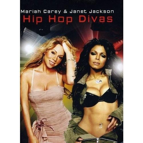 Hip Hop Divas: Mariah Carey and Janet Jackson [DVD] [2011]