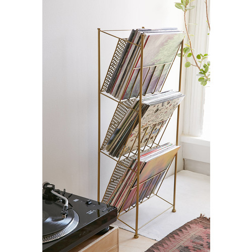 Corner Store Vinyl Storage Rack [REGULAR]