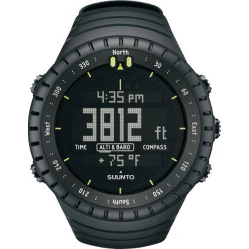 Suunto Men's Core Military Watch [MODEL : ALL BLACK]