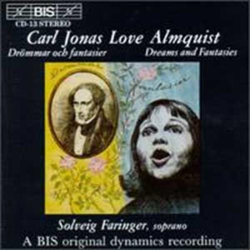 Carl Jonas Love Almqvist: Drmmar och fantasier By Solveig Faringer (Audio CD)