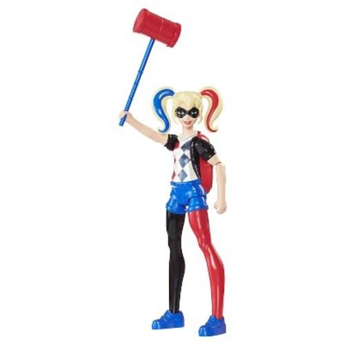 DC Super Hero Girls Hero Action Doll - Harley Quinn