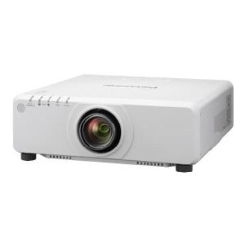 Panasonic PT DZ780WU - DLP projector - 7000 lumens - WUXGA (1920 x 1200) - 16:10 - HD 1080p - LAN (PT-DZ780WU)