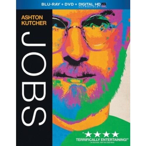 Jobs (Blu-ray + DVD)