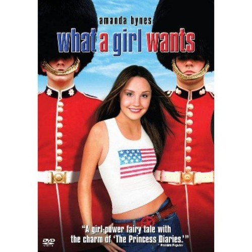 What a girl wants (DVD)