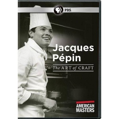 American Masters: Jacques Pepin - The Art Of Craft [DVD]