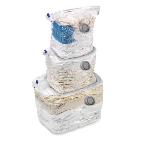 Honey-Can-Do 3-pc. Vacuum Storage Cube Set