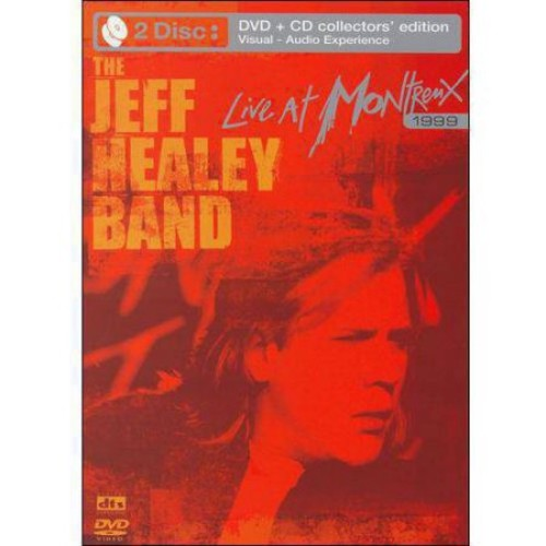 The Jeff Healey Band: Live at Montreux 1999 (CD)