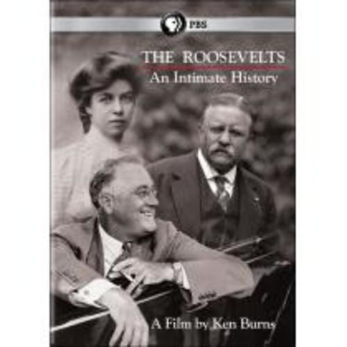 Ken Burns: The Roosevelts (7 Disc) (Boxed Set) (DVD)